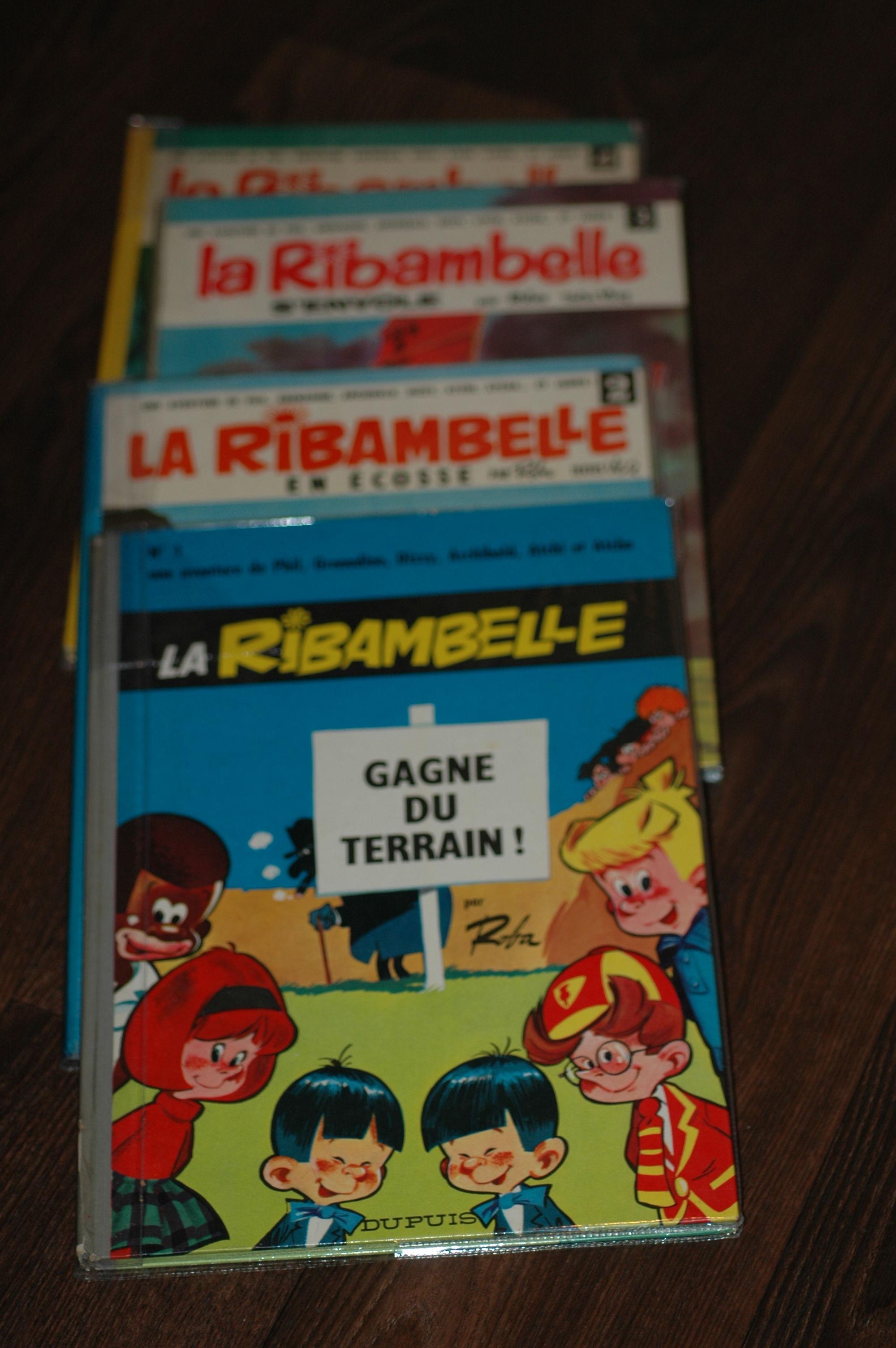 EO LA RIBAMBELLE 1 à 4 ROBA 120 Marcq-en-Barœul (59)