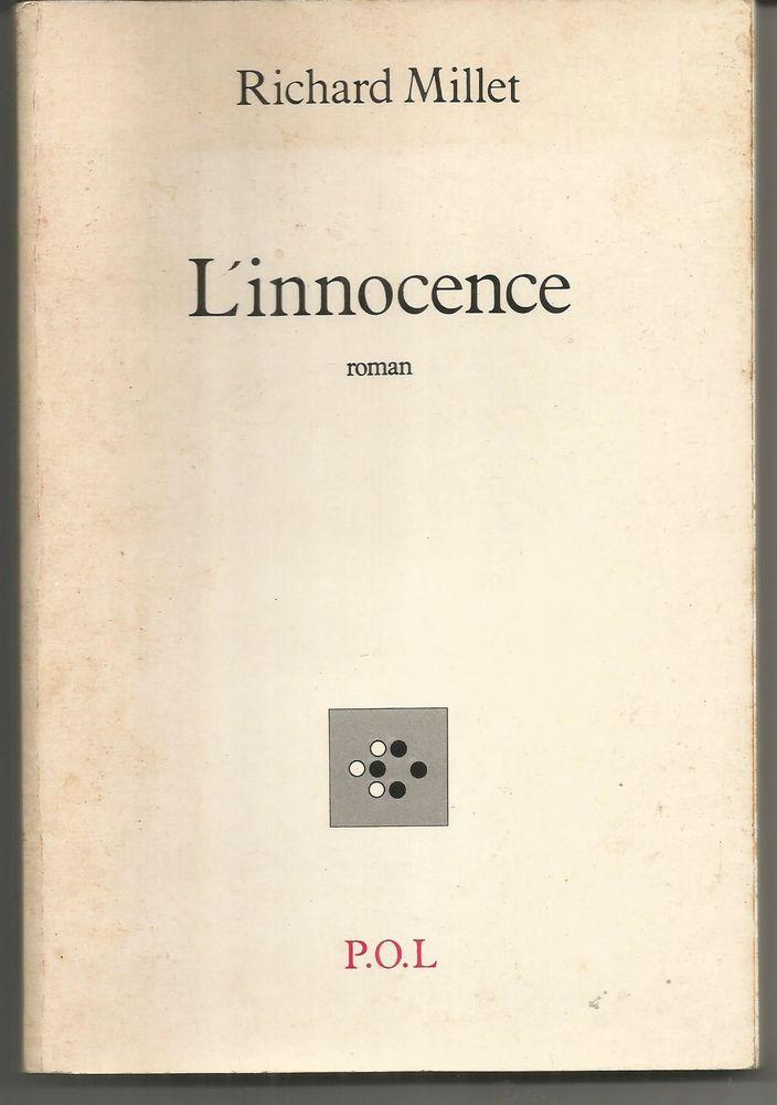 Richard MILLET : l'innoncence 6 Montauban (82)