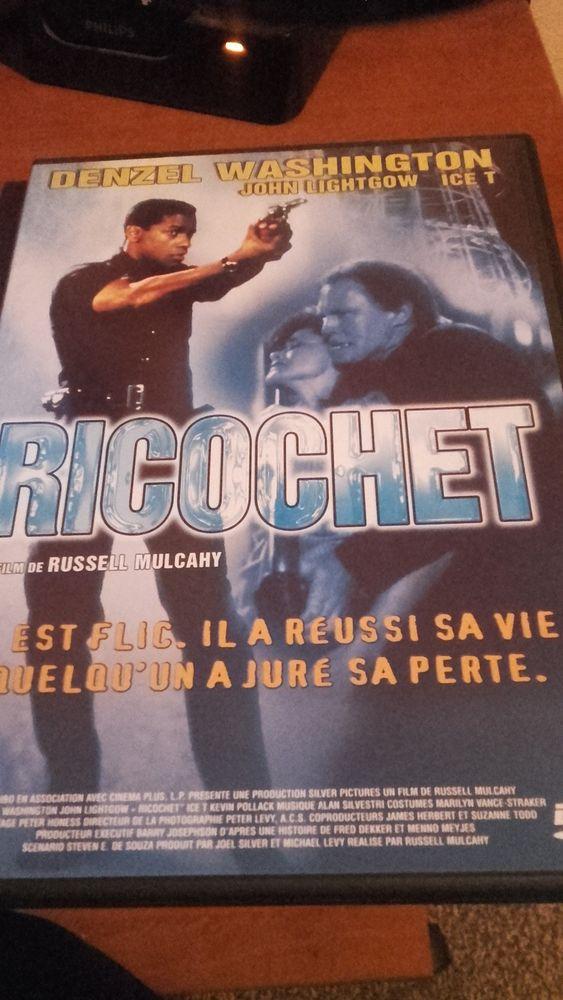 DVD Ricochet.Livraison possible 1 Rixheim (68)