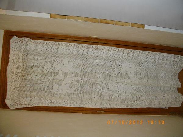 Achetez rideau en coton fait occasion annonce vente perros guirec 22 wb151068493 - Deco jardin fait main caen ...