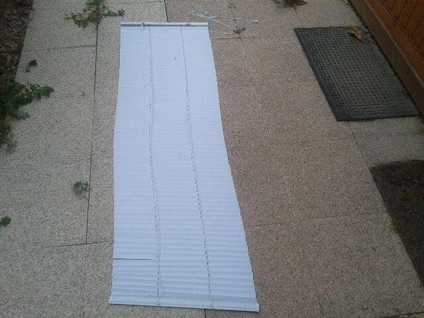 Rideau à lamelle sstore vénitiens aluminium  ( delta66 ) 5 Toulouges (66)