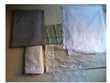 RIDEAUX - DOUBLES RIDEAUX - NAPPES - CHEMINS DE TABLE etc Décoration