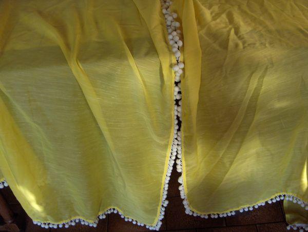 rideaux jaunes 8 Lumes (08)