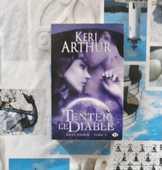 RILEY JENSON T3 TENTER LE DIABLE de Keri ARTHUR Ed. Milady 2 Bubry (56)