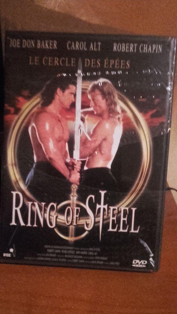 DVD  Ring of steel. Fugitive mind 1 Rixheim (68)