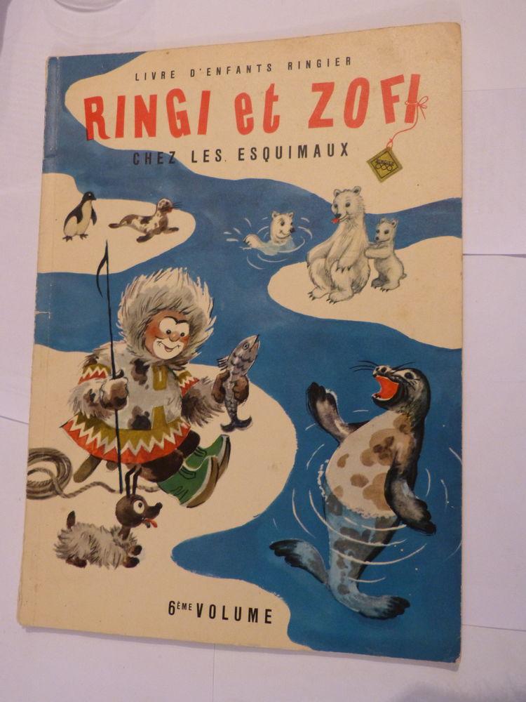 BD - RINGI ET ZOFI CHEZ LES ESQUIMAUX N° 6 Livres et BD