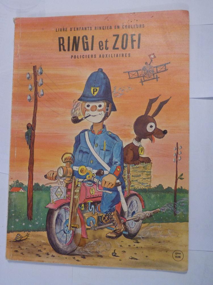 BD -  RINGI ET ZOFI POLICIERS AUXILIAIRES 20 Brest (29)