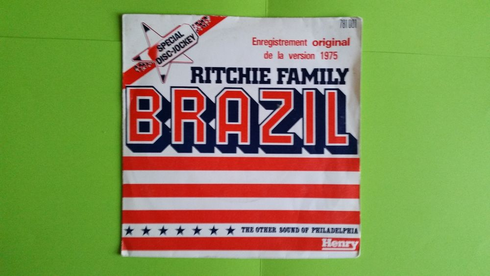 RITCHIE FAMILY 0 Toulouse (31)