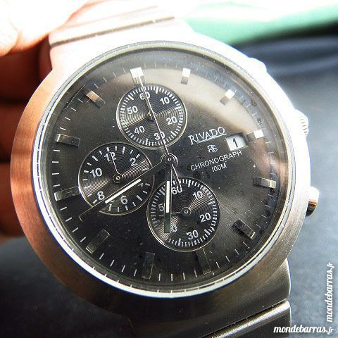 RIVADO OS10 MONTRE CHRONO DIV0291 Bijoux et montres