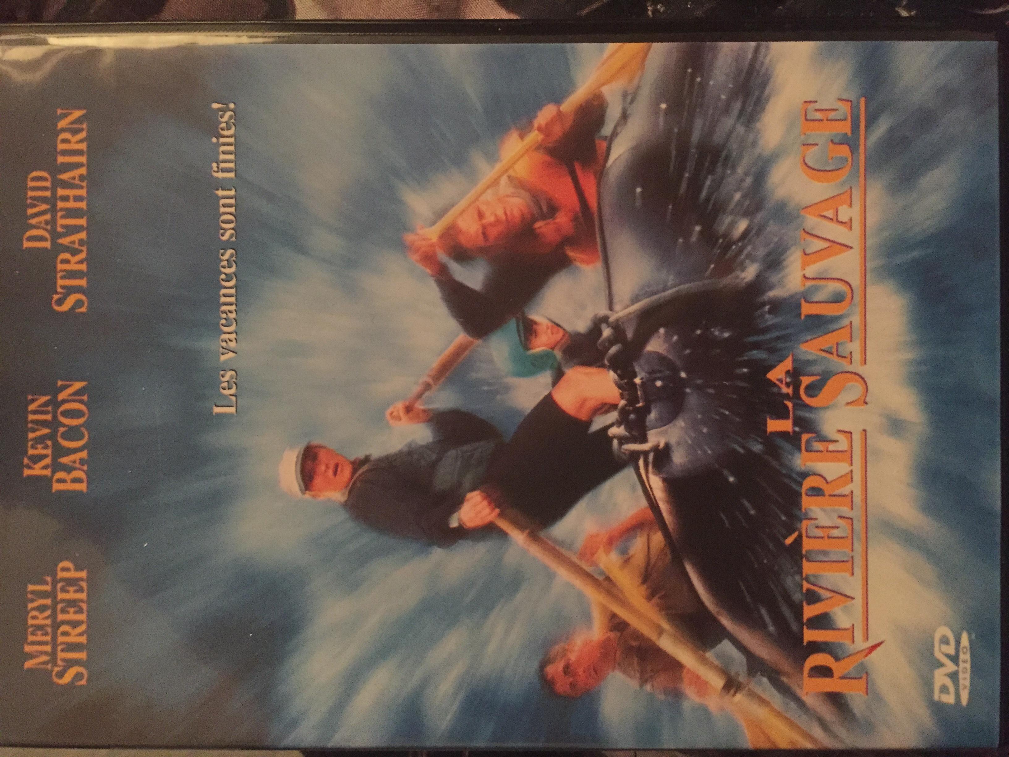 DVD La rivière sauvage 5 Alfortville (94)