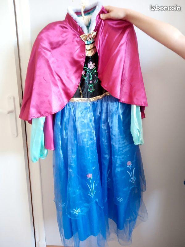 Robe Anna Disney Vêtements enfants