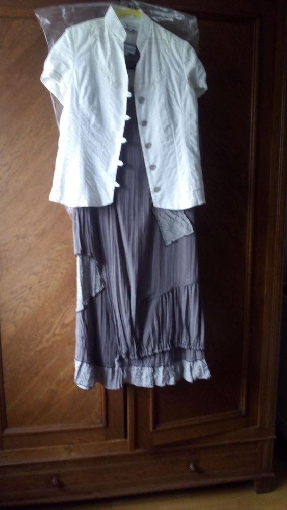 robe avec veste  15 Houdan (78)