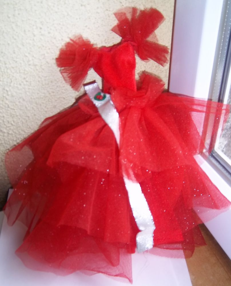 Robe Barbie Happy Holidays 1988 9 Colombier-Fontaine (25)
