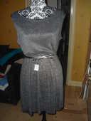 robe a bascule argentée NEUVE encore étiquette TAille 3 12 Lyon 5 (69)