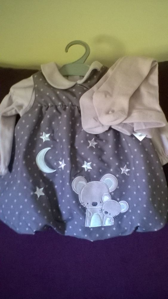robe bebe fille avec collant 3 Magalas (34)