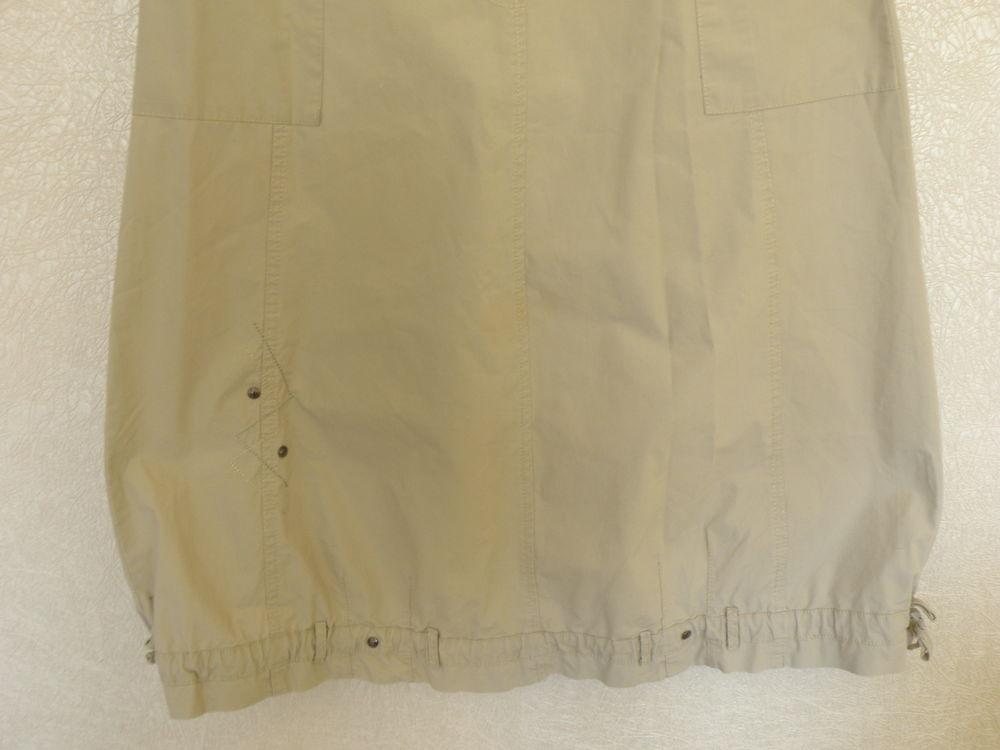 Robe beige LUCCHINI T 40 bon état 10 Limoges (87)