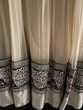 Robe Beige en perles originaire du Pakistan Vêtements