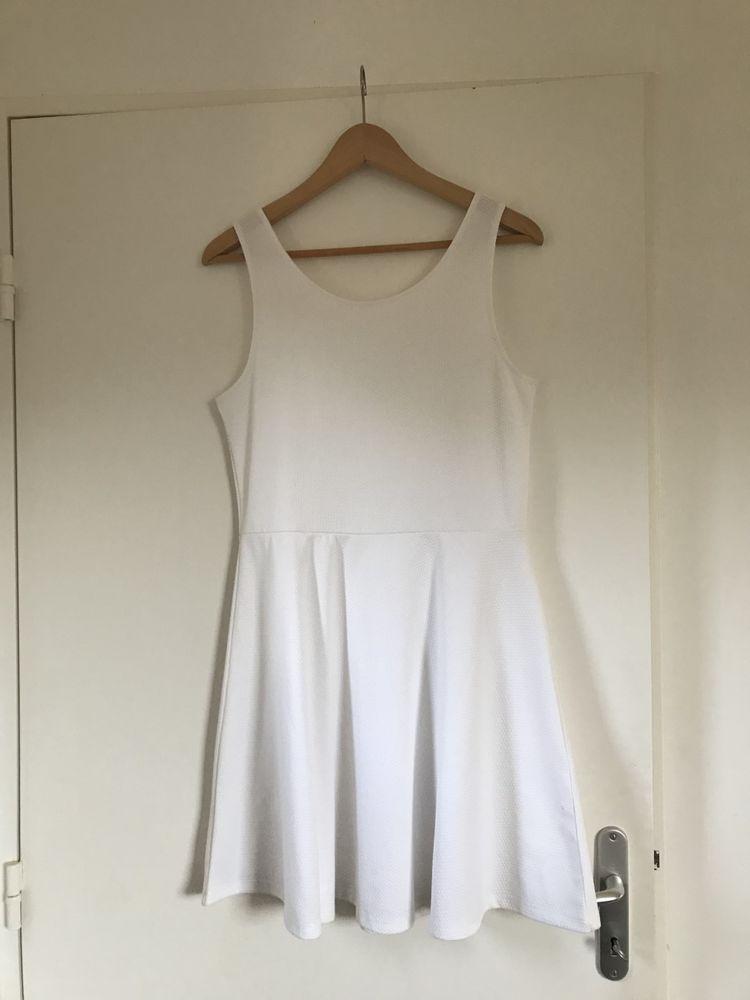 Robe H&M blanche Taille L 5 Nantes (44)