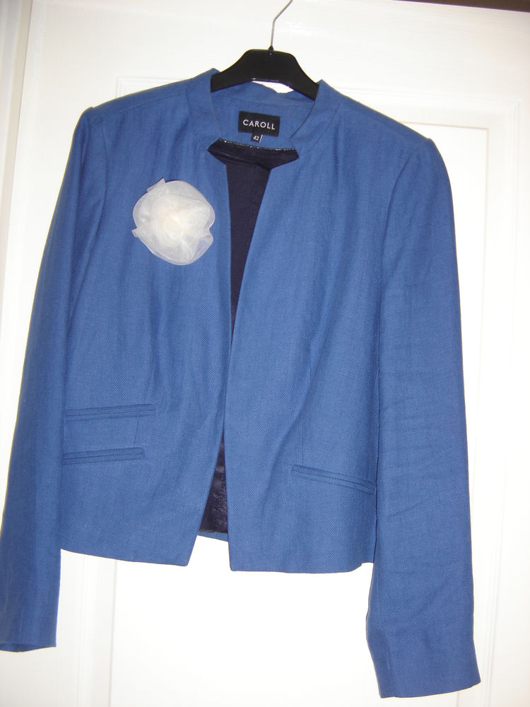 27d89549540d Achetez robe bleu marine quasi neuf, annonce vente à Attichy (60)  WB159960769