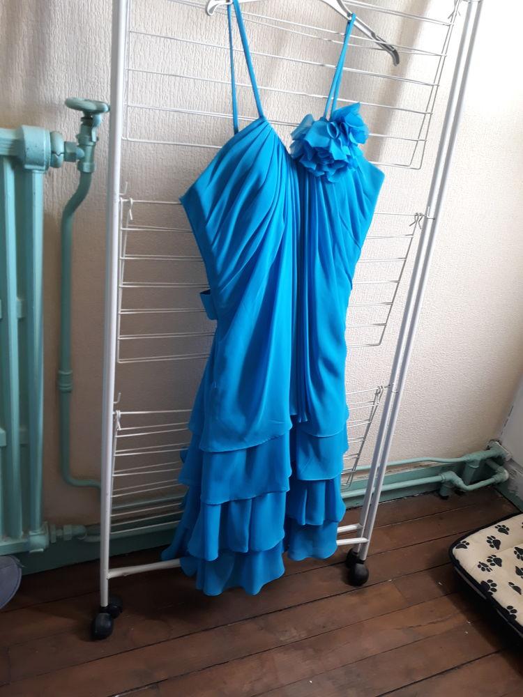 robe bleue taille36 Vêtements
