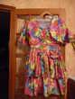ROBE ET SON BOLERO T38/40 EN SATIN POUR CEREMONIE Vêtements