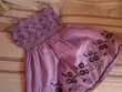 robe à bretelles  Vêtements enfants