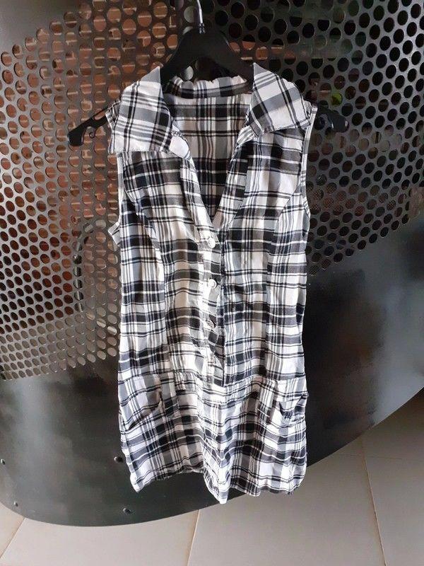 Robe à carreaux Vêtements