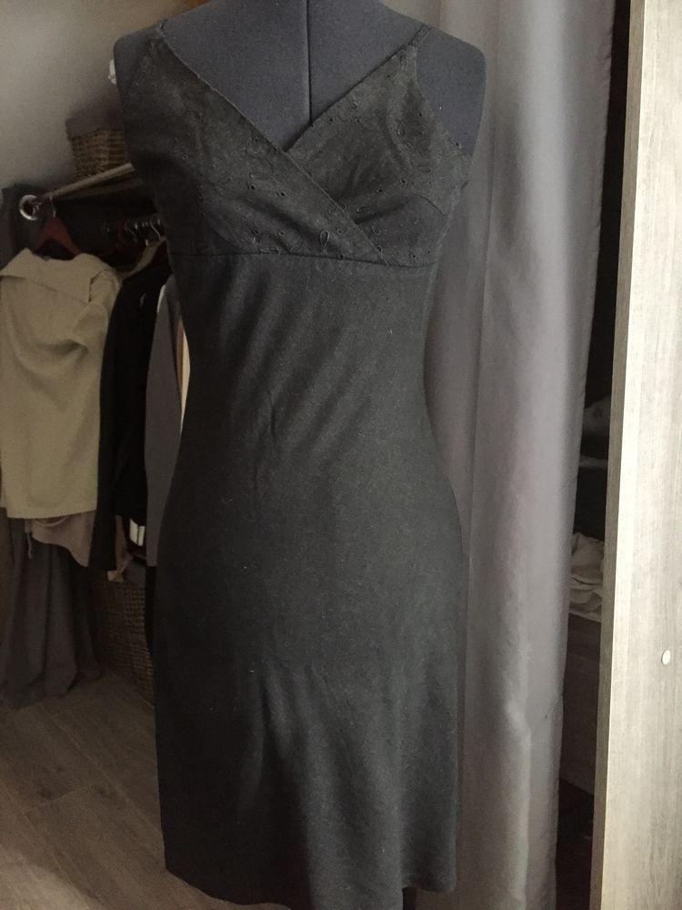 robe été en lin cerise verte 8 La Verdière (83)