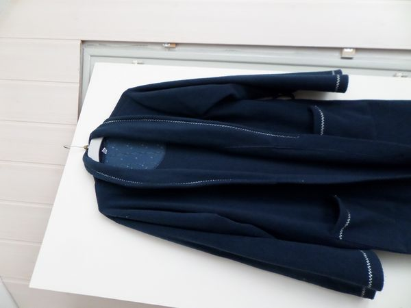 Robe de chambre masculin bleu marine Taille S 6 Ancenis (44)