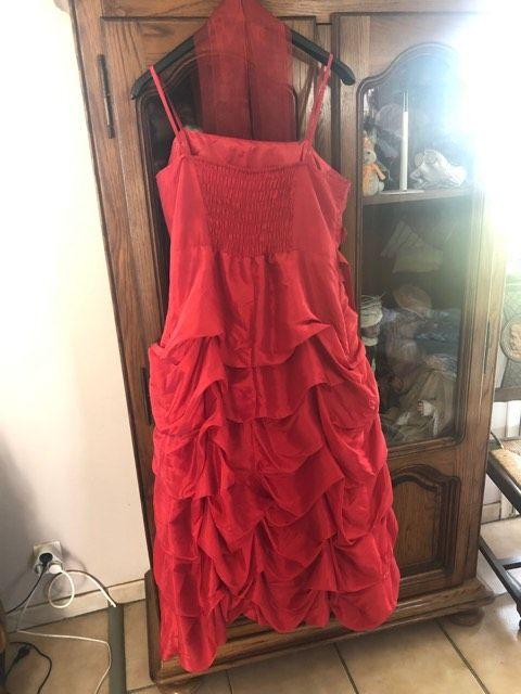 robe de coctail taille 48 NEUVE 0 Saint-Caradec (22)
