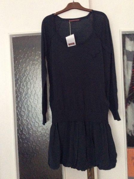 Robe Comptoir des Cotonniers bleu nuit 100 Brest (29)