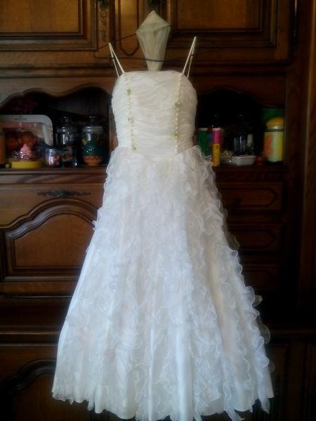 Robe de cortège pour Mariage Pour enfant de 12 voir 14ans 150 Guadeloupe (97)