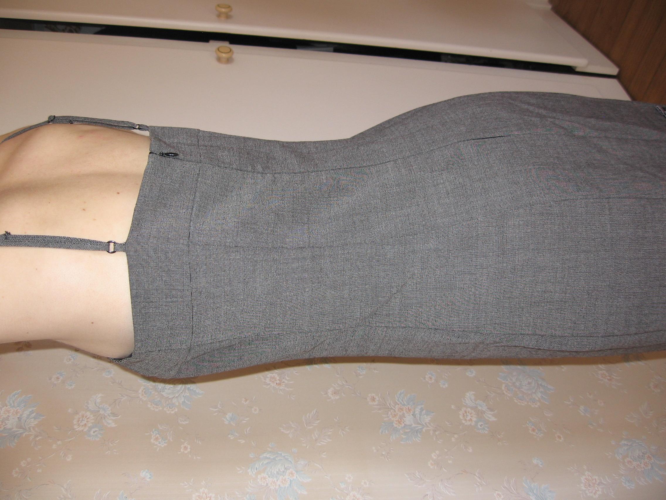 Robe courte bretelles 9 Lavaur (81)