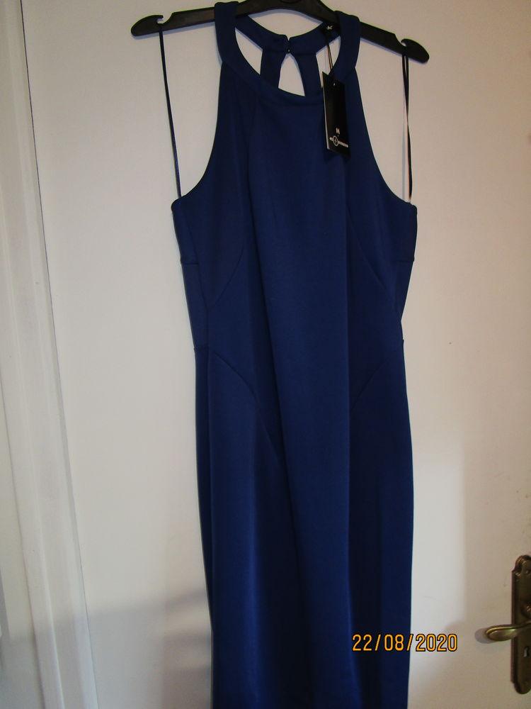 robe décolletée pour cocktail bleu neuve 20 Chanteloup-en-Brie (77)