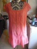 robe doublée NEUVE plumétis goutte d'eau PECHE 11 Lyon 5 (69)