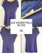 Robe en lin LES ESSENTIELS by MS taille XS 50 Marcq-en-Barœul (59)