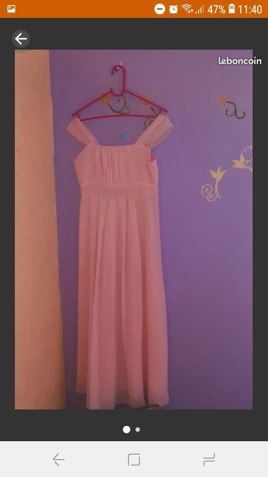 robe fête   sansdales 15 Melun (77)