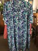 Robe d'été fleurie 15 Baudricourt (88)