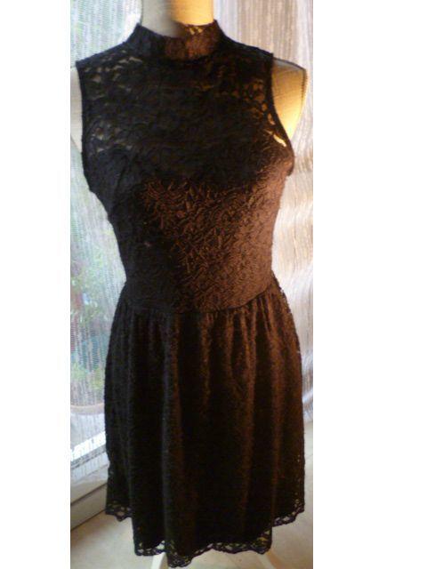 robe et gilet en dentelle - S  -zoe 2 Martigues (13)