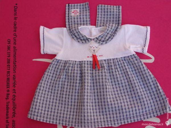 ROBE GIRANDOLA TAILLE 6 MOIS Vêtements enfants