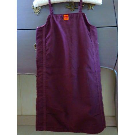 robe hiver okaidi violette 4 ans fille TBE 2 Brienne-le-Château (10)