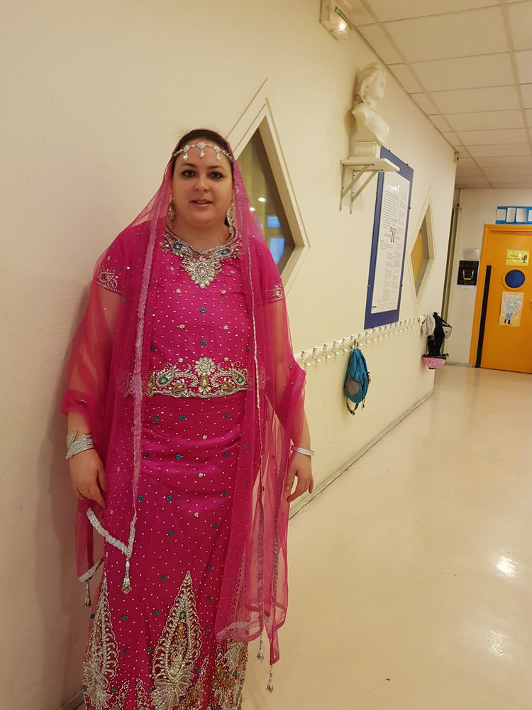 Robe indienne  0 Montreuil (93)