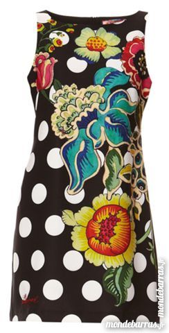 robe Janet marque Desigual 69 Bressuire (79)