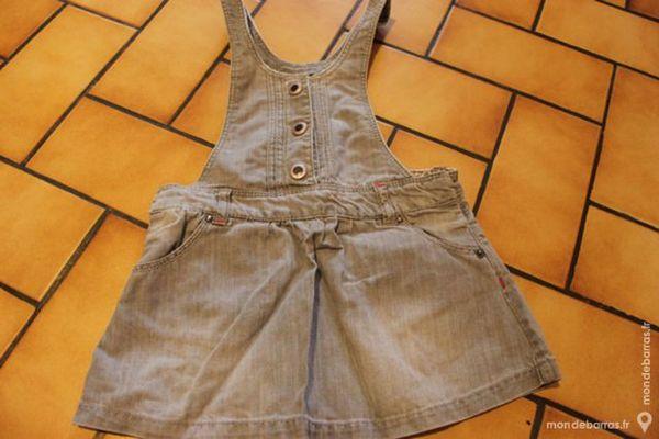 robe jean grise zara 18-24 mois 12 Wervicq-Sud (59)