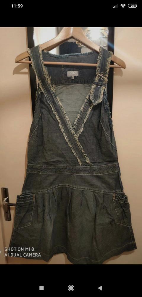 Robe jeans 2026 38 Belfort (90)