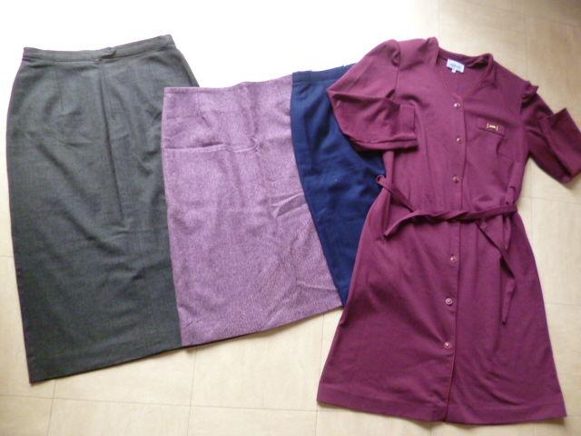 1 robe et 3 jupes chaudes 40,42,44,48 - zoe 3 Martigues (13)