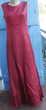 Robe longue Q H T Fabrication française Taille 36/38  Montauban (82)