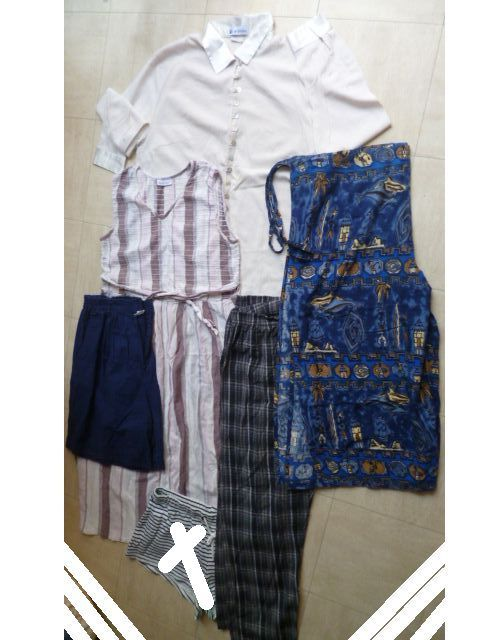 ROBE longue, pantalons , short, tunique - zoe 3 Martigues (13)