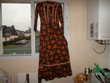 robe longue tissu léger et dentelle (manches longues) Vezin-le-Coquet (35)