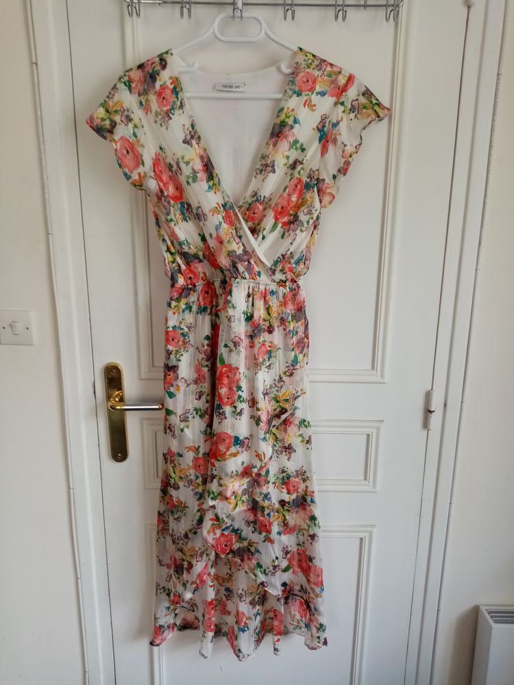 Robe longue été  Vintage Love  20 Saint-Germain-en-Laye (78)